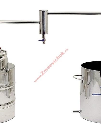 Купить самогонный аппарат с непроточным холодильником производитель самогонных аппаратов финляндия