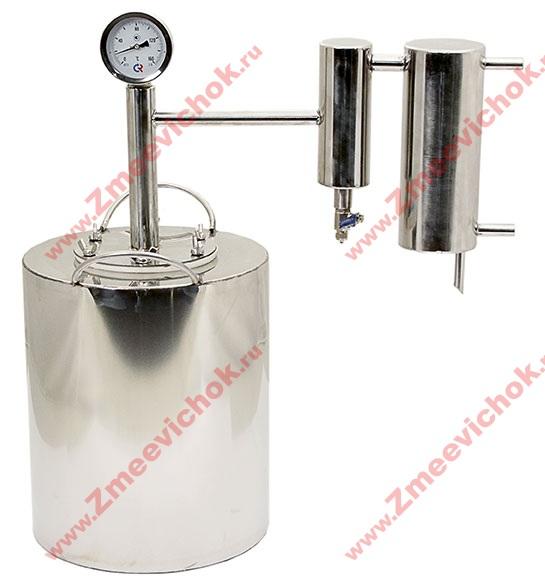 Купить самогонный аппарат Классик-2 12 л (проточный)