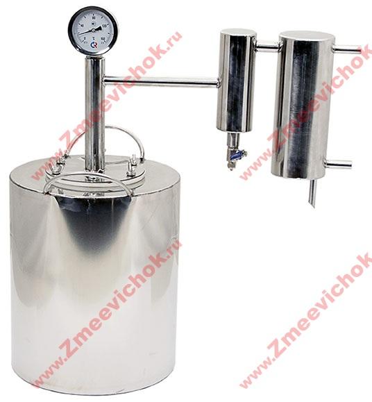Купить самогонный аппарат Классик-2 20 л (проточный)