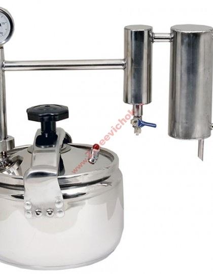 Купить компактный самогонный аппарат Малыш (проточный)