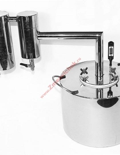 Купить самогонный аппарат Эконом 30 л (проточный)