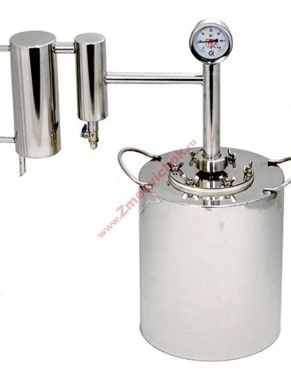 Купить дистиллятор Классик-2 12 л коническое соединение (проточный)